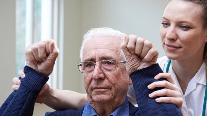ilustrasi penderita penyakit stroke, Dr. Mursyid Bustami,Sp.S, KIC sebut perlunya pengedalian faktor pemicu stroke