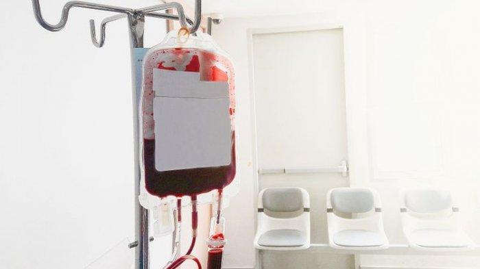 Ilustrasi transfusi darah, menurut dr. Lugyanti Sukrisman