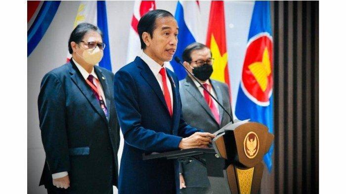 Airlangga Paparkan 5 Strategi ACRF untuk Integrasikan Ekonomi ASEAN.