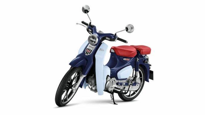Motor Legendaris Honda Super Cub C125 Dirilis Makin Stylish dan Unik