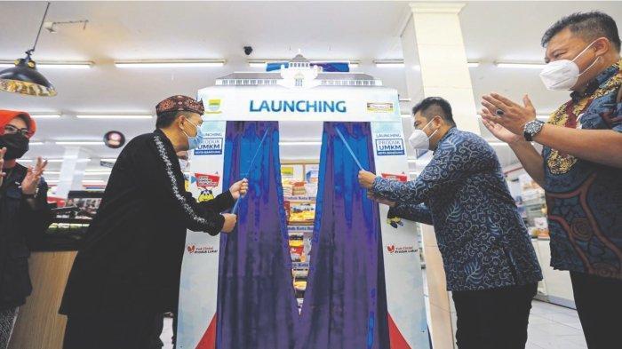 Indomaret Pasarkan Produk UMKM Kota Bandung