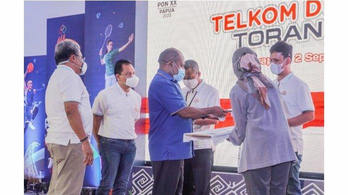 Telkom Siapkan Infrastruktur Kelas Dunia untuk Perhelatan Nasional di Ufuk Timur Indonesia