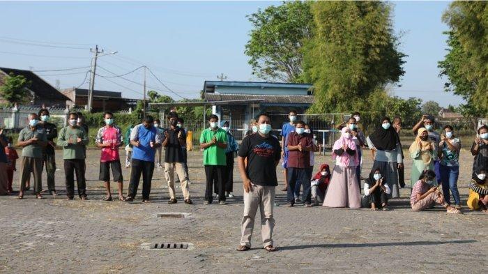 Pasien Isoman Atlas Ketiban Rezeki di Hari Kemerdekaan, Gubernur Ganjar Beri Sepeda Motor