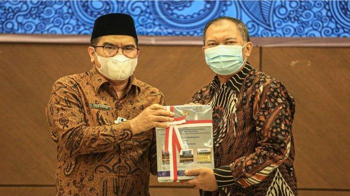 Pemkot Bandung Raih Opini WTP Tiga Kali Berturut-turut