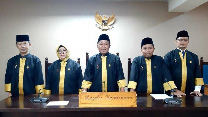 Sidang Penyelesaian Sengketa Informasi Publik di Komisi Informasi Provinsi Jawa Barat