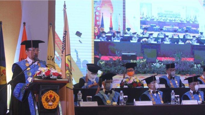 Unpas Wisuda 337 Mahasiswa Gelombang II Tahun Akademik 2020/2021 Secara Daring