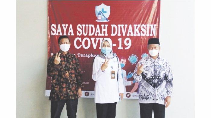 Universitas Terbuka Bandung  Dukung Program Vaksinasi