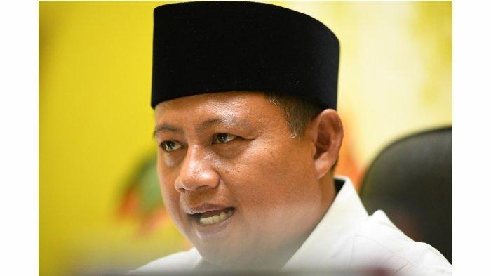 Uu Ruzhanul Buka Webinar Terjemahan Al-Qur'an Bahasa Sunda