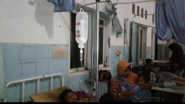 13 Warga Keracunan Nasi Kuning di Sindangbarang Cianjur, Polisi Bawa Sampel Makanan ke Dinkes