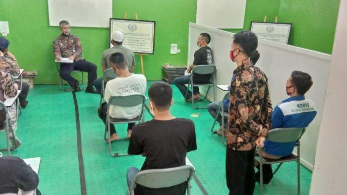 14 Narapidana di Rutan Kebonwaru Bandung Ikuti Program Pendidikan Kejar Paket A, B dan C