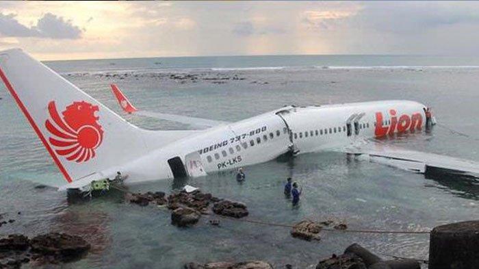 15 Insiden yang Menimpa Lion Air 10 Tahun Terakhir, Pernah Tergelincir Gara-gara Sapi