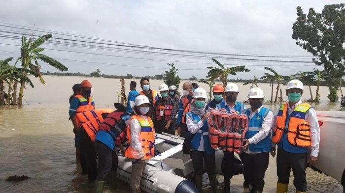 1.600 Personel PLN Diterjunkan ke Lapangan, Pulihkan Listrik Akibat Cuaca Ekstrem di Jawa Barat