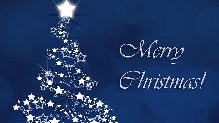 Ucapan Ucapan Selamat Hari Natal Dan Kata Kata Mutiara Merry Christmas Update Status Di Media Sosial Tribun Jabar