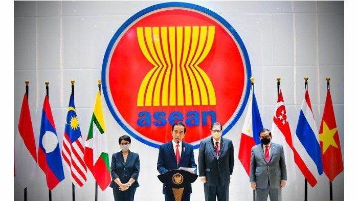 Airlangga Paparkan 5 Strategi ACRF untuk Integrasikan Ekonomi ASEAN