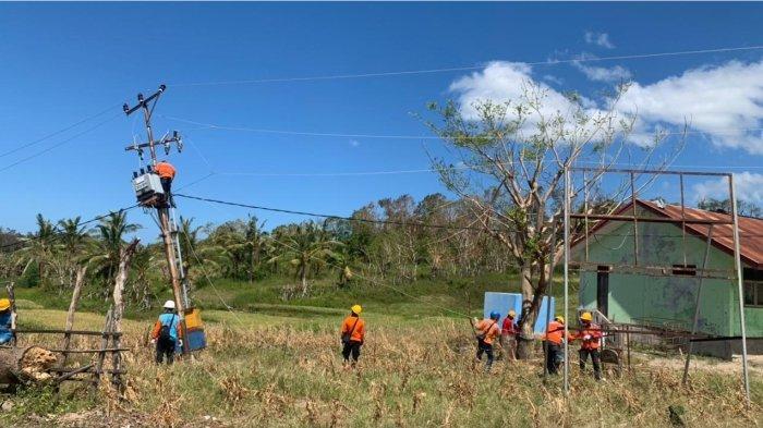 Jaga Kedaulatan Negara, PLN Listriki 19 Desa di Perbatasan Indonesia-Malaysia