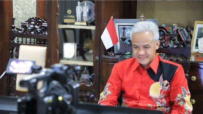 Patung Soekarno di Stasiun Tawang Semarang, Ganjar Ingin Anak Muda Tahu Sejarah dan Perjuangan Pendiri Bangsa