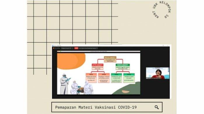 Pemaparan Materi Vaksinasi COVID-19