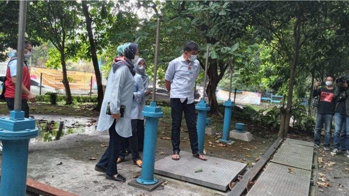 Perusahaan Umum Daerah (Perumda) Tirtawening Kota Bandung.