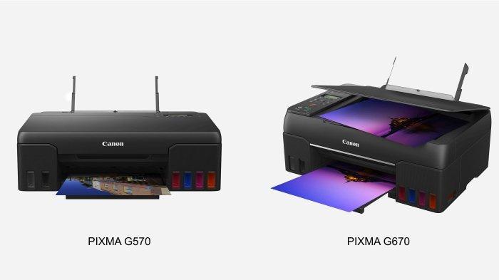 PIXMA G570&G670;