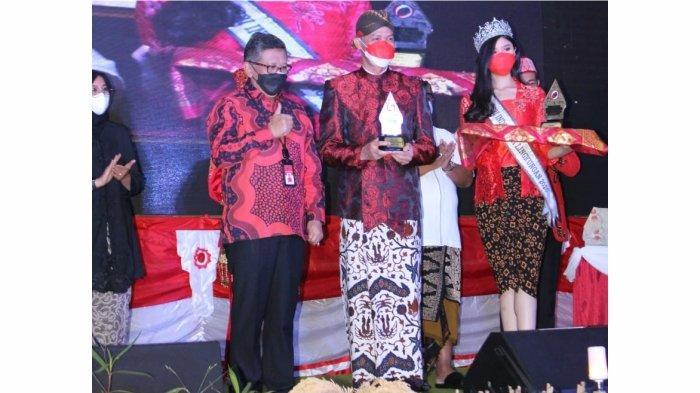 Wisata Jateng Raih Trisakti Tourism Award 2021, Ganjar Juga Dapat Penghargaan
