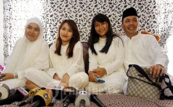 Niat Hati Ingin Olah Raga, Keluarga Ayu Ting Ting Malah Bikin Heran Netizen Karena Lokasinya