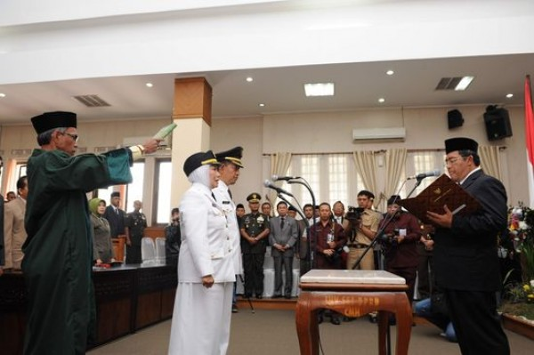 Setelah Menjabat Jadi Wakil Wali Kota Cimahi, Sudiarto Kini Banting Setir Nyalon Jadi Dewan