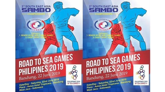 Sekitar 50 Atlet Ikuti Kejuaraan Sambo se-Asia Tenggara di Bandung
