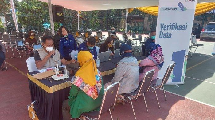 Pegadaian Kanwil Bandung Gelar Vaksinasi Ke 2 Untuk Keluarga Karyawan dan Masyarakat