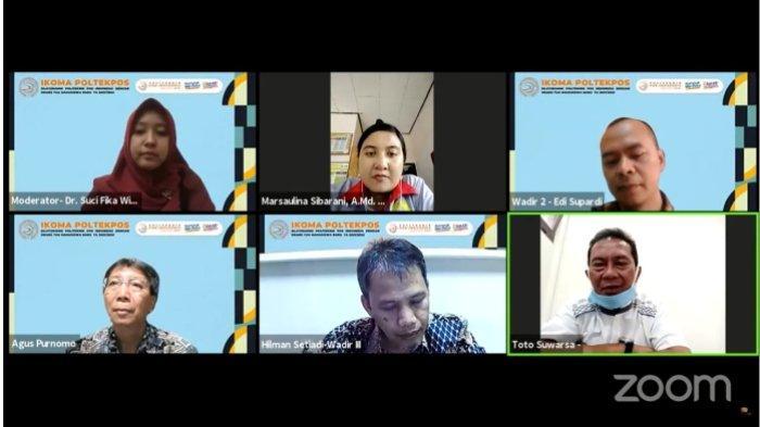 Politeknik Pos Indonesia Mengadakan Silaturahmi dengan Ikoma dan Orang Tua Mahasiswa Baru