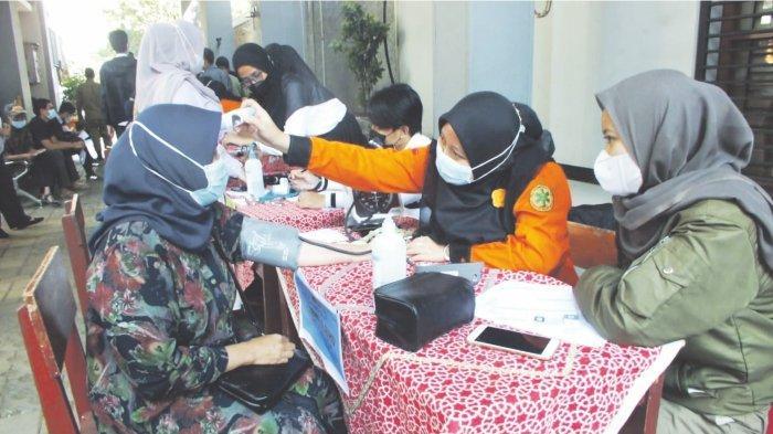 Universitas Terbuka Bandung  Dukung Program Vaksinasi.
