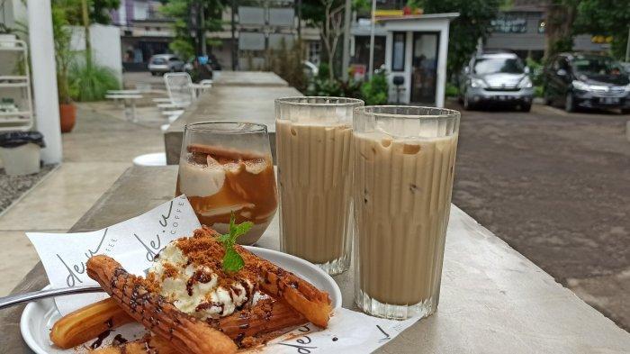 5 Menu Favorit Saat Nongkrong di De.u Coffee
