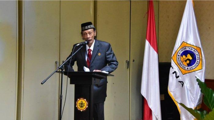 Wali Kota Banjar Terima Lencana Emas Adhi Bhakti Tani Nelayan Madya Tahun 2021