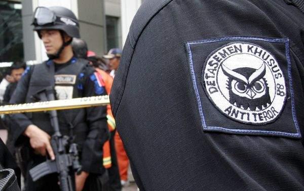 20 Terduga Teroris Ditangkap di Makassar, 2 di Antaranya Ditembak Mati Karena Melawan