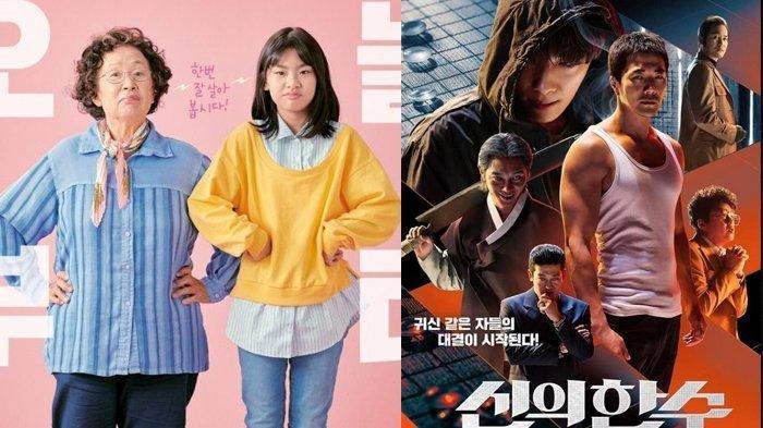 5 Daftar Film Korea yang Rilis Bulan November 2019, Mulai dari Film Keluarga, Triller dan Action