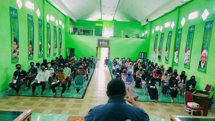 Pepep: Mahasiswa Wajib Budayakan Literasi dan Diskusi