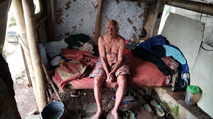 Kakek 102 Tahun dari Lengkong Ini Cerita Jaman Perang Lawan Jepang, Ajiannya Bikin Dia Panjang Umur