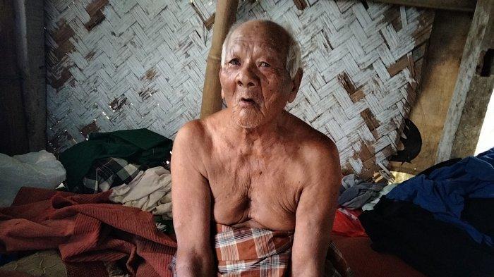 Kisah Abah Sarji, Pria 102 Tahun yang Tinggal di Makam, Kerap Lihat Mahluk Halus Keluar dari Kuburan