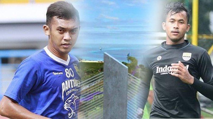 Abdul Aziz - Aqil Savik pemain Persib Bandung