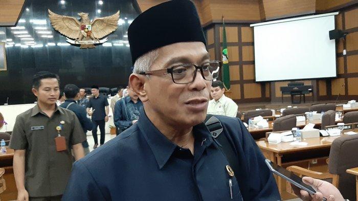 Wakil Ketua Komisi V DPRD Provinsi Jawa Barat, Abdul Hadi Wijaya.