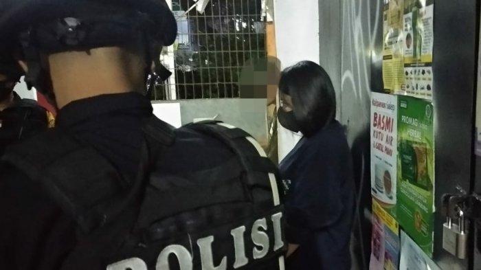 Pesta Miras Terang-terangan di Pinggir Jalan Kota Tasik, Tiga Remaja Diamankan Tim Maung Galunggung