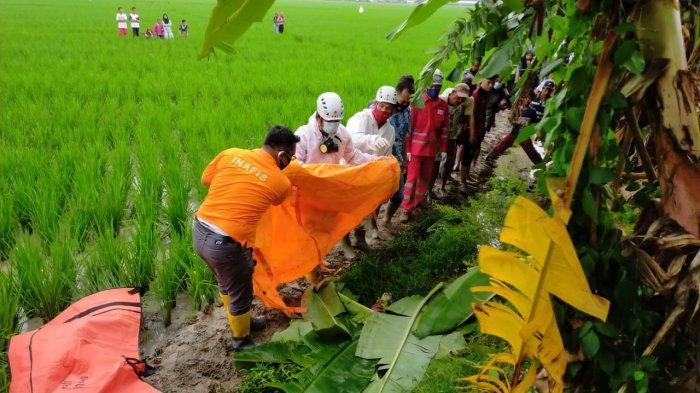 Update Pembunuhan di Karawang Gadis ABG yang Mayatnya Ditemukan Setengah Telanjang di Parit
