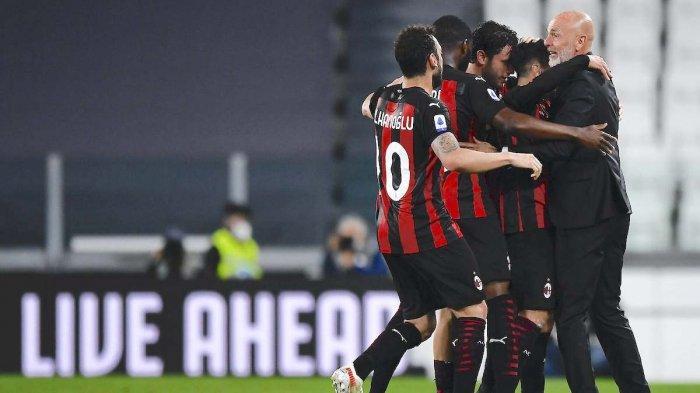 Jelang Laga Krusial Lawan Atalanta, Skuad AC Milan Santai Sejenak, Adakan Barbeku di Tempat Latihan
