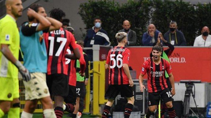 Tiga Sosok Penting di Balik Peluang Besar AC Milan untuk Jadi Juara Liga Italia 2021-2022