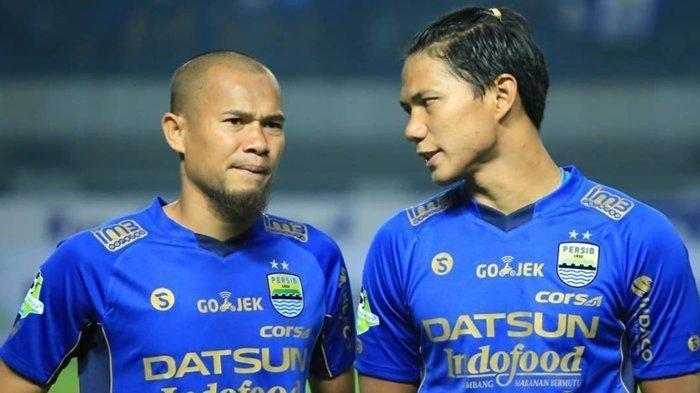 Supardi Sambut Gembira Kedatangan Sahabatnya yang Sama-sama Bawa Persib Bandung Juara Liga 2014