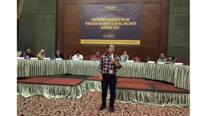 Tokoh dan Kalangan Akademisi Berikan Masukan kepada Calon Pemimpin Kota Bandung