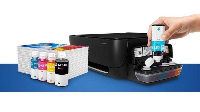 Rekomendasi: Tiga Printer InkTank HP Harga Ekonomis untuk #BelajarDiRumah dan #BekerjaDiRumah