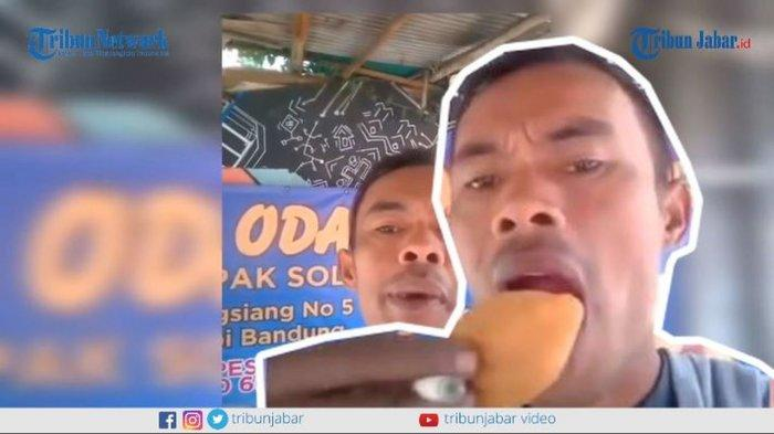 Ikan Hiu Makan Tomat, Ini Ade Londok yang Buat Odading Mang Oleh Viral, Sekarang Makin Famous