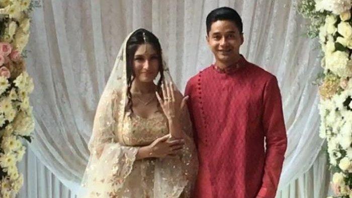 Video Bahagia Adly Fairuz dan Angbeen Rishi, Gelar Pernikahan Secara Tertutup