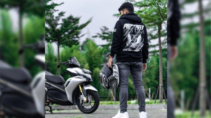 Ekspresikan Anak Muda, Yamaha Jawa Barat Kolaborasi dengan brand Prostreet Indonesia