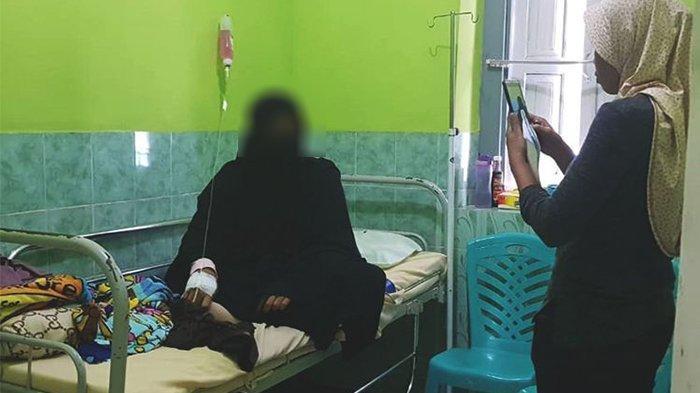 Kasus Mayat Bayi dalam Ember Baju, Santri yang Diduga Ibu Bayi Baru 6 Bulan Mondok